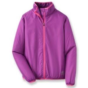 Novara Packable Lightweight jacket purple/ XS